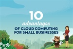 10 advantages of cloud computing for small businesses