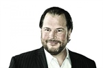 How Salesforce CEO Marc Benioff uses artificial intelligence to end internal politics at meetings